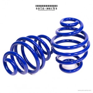 S1VW009 - Solo Werks S1 Coilover System - VW Passat B5 / 5.5 - 1996-2005