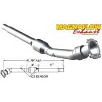 MF-16426 - Magnaflow 1.8T 2.5 inch Downpipe