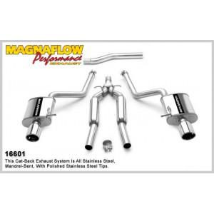 MF-16601 - Magnaflow Cat-back Exhaust - B6 A4 Quattro 1.8T