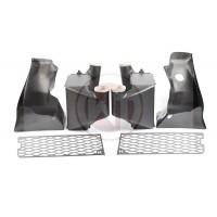 200001010 - Wagner Tuning AUDI RS6+ & US Model Upgrade Intercooler Kit Typ 4B