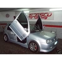 50080014 - LSD Door Kit - Lambo Doors Golf and Jetta MK4 4 door